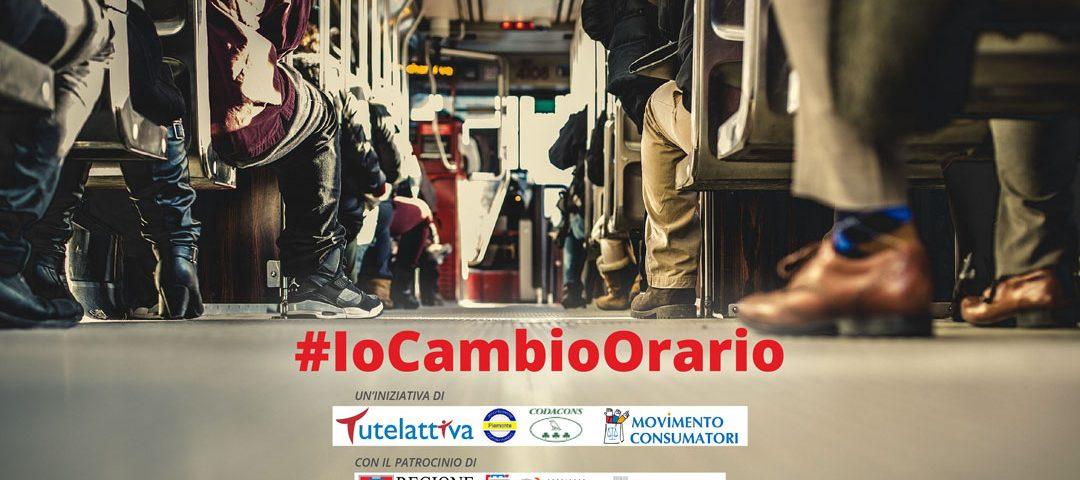 Immagine dell'iniziativa #IoCambioOrario
